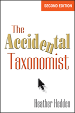 The Accidental Taxonomist, Second, by Heather Hedden