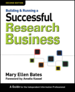 Building and Running a Successful Research Business, 2nd Edition Cover