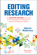 Editing Research, By Valerie Matarese