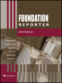 Foundation Reporter