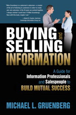 Buying and Selling Information, By Michael L. Gruenberg