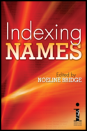 Indexing Names, Edited by Noeline Bridge